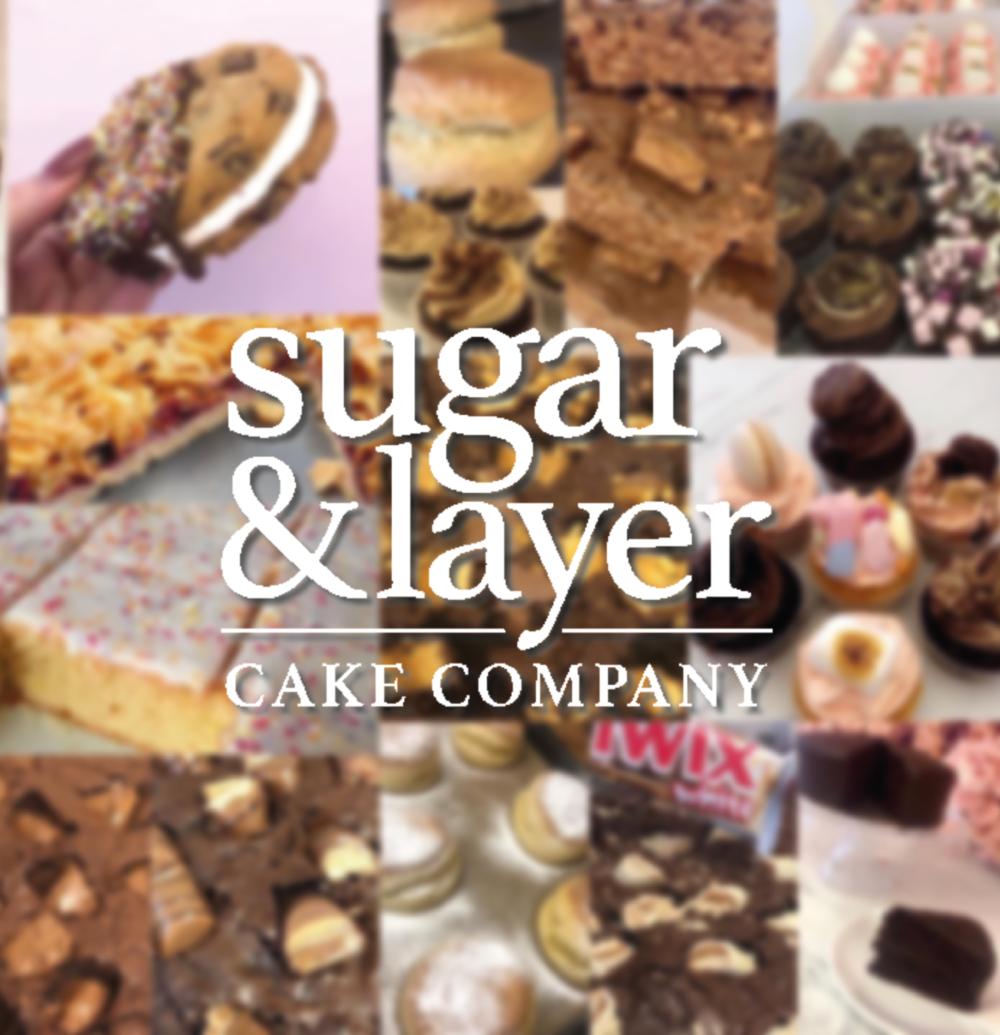 Sugar & Layer Cake Tasting